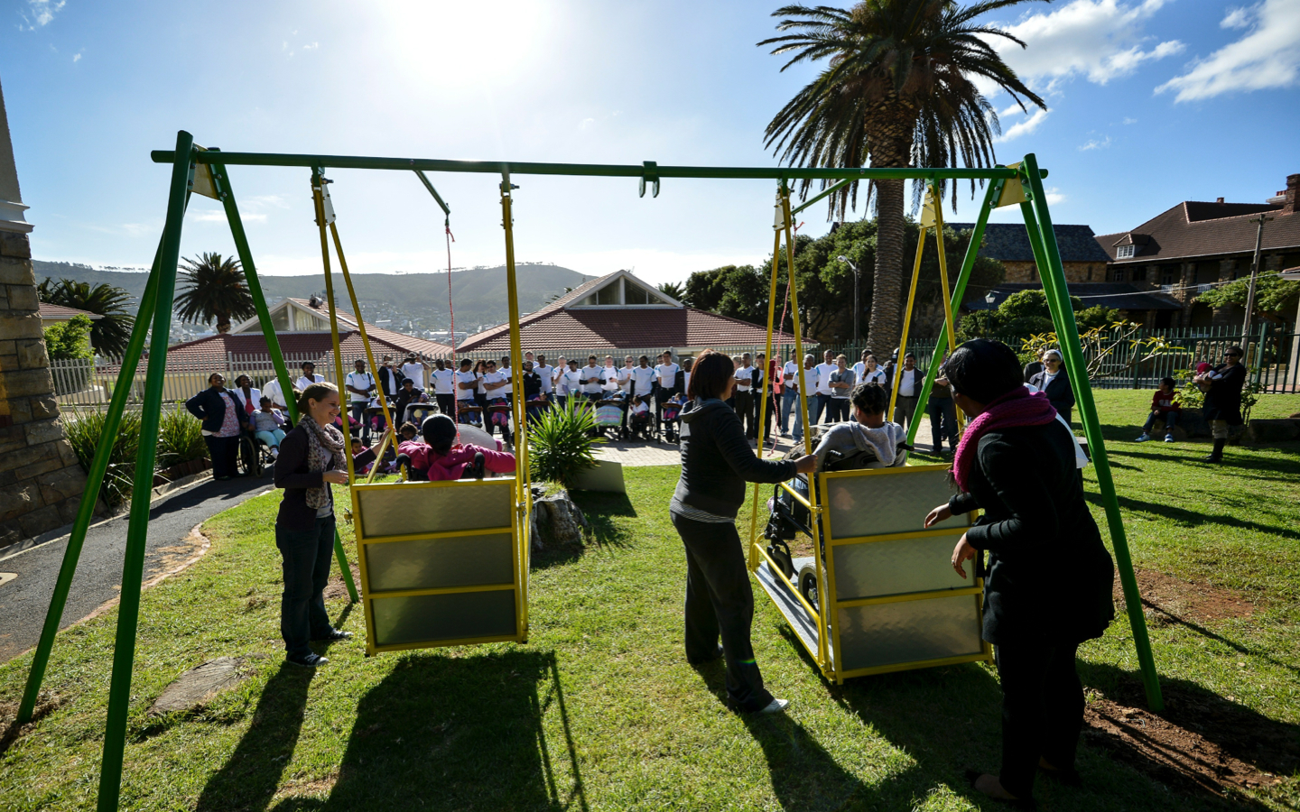 CSR EC Post.007 Corporate social responsibility captures hearts and minds in Cape Town