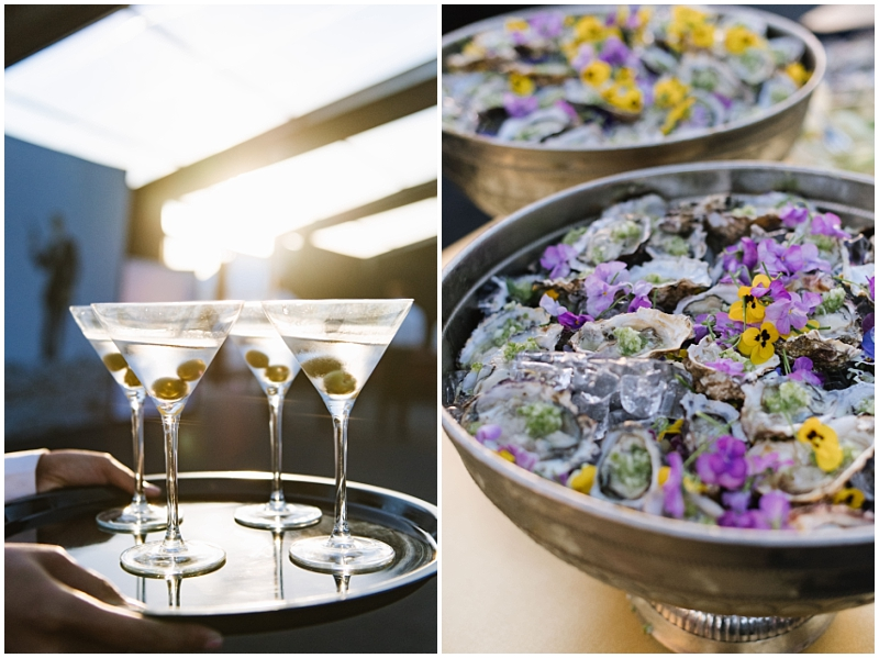 Zest catering urban tonic martini james bond