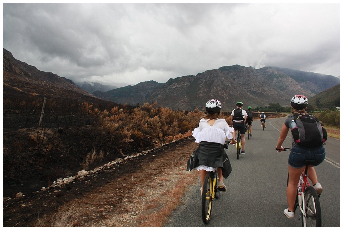 International Group in Cape Town - Destination Management Company - Bike Ride